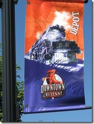 1131 Street Banner Cheyenne WY