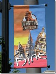 1132 Street Banner Cheyenne WY