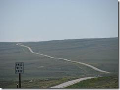 1459 Road between Medicine Bow & Hanna Wy