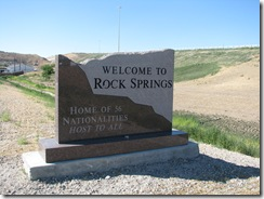 1485 Welcome to Rock Springs WY