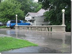 0269 Lincoln Highway Concrete Bridge Tama IA