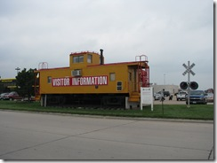 0521 Tourist Information Centre Grand Island NE