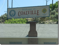 1774 Welcome to Coalville UT