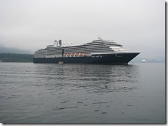 4795 MS Westerdam at Sitka AK