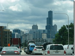 7007 View from I 90 in Chicago IL