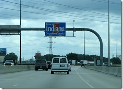 7023 I 90 Welcome to Indiana
