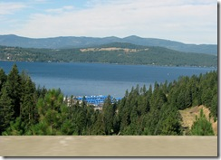5204 View from I-90 between Couer d'Alene & Kellog ID