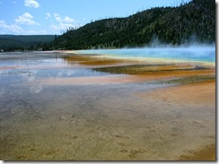 5613 Midway Geyser Basin Excelsior Grand Prismatic Spring Yellowstone National Park