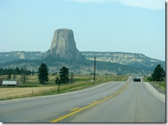 6267 View from WY 24 Devil's Tower