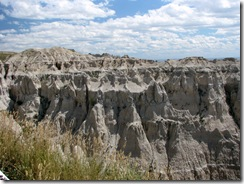 6644 Pinnacles Overlook Badlands National Park SD