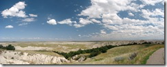 6655 Ancient Hunters Overlook Badlands National Park SD Stitch
