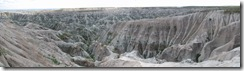 6721 Burns Basin Overlook Badlands National Park SD Stitch