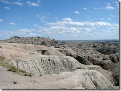6758 White River Valley Overlook Badlands National Park SD