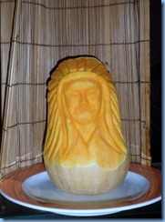 7937a Butter Sculpture Celebrity Mercury Charlotte Amalie St Thomas USVI