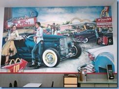 9306 MdDonalds Wall Mural Bozeman MT