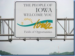 8383 I-280 Welcome to Iowa