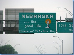 8395 I-80 Welcome to Nebraska