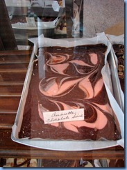 9375 Amaretto Chocolate Swirl Fudge Sweet Palace Philipsburg MT