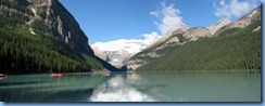 0266 Lake Louise Banff National Park AB Stitch