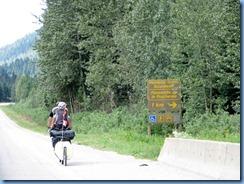 0549 Rock Garden Glacier National Park BC