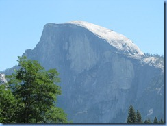 1931 Half Dome Yosemite National Park CA