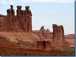4863 Three Gossips & Sheep Rock Arches National Park UT