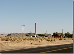 2788 Worlds Tallest Thermometer Baker CA