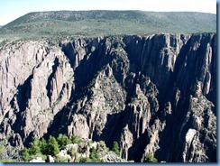 6063 Black Canyon of the Gunnison National Park South Rim Rd Gunnison Point Overlook CO