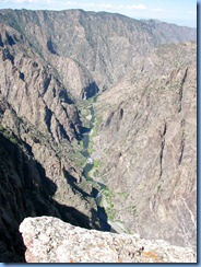 6154 Black Canyon of the Gunnison National Park South Rim Rd Dragon Point CO
