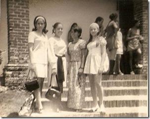 Argelia, Emmita, Crucita, Ivelisse