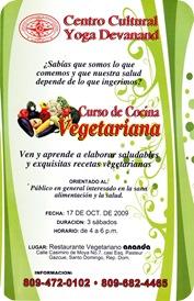 Curso Cocina Vegetariana (2)