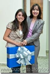 Madelin Guzman y Aida Consuelo
