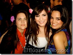 lily, naty y lisa