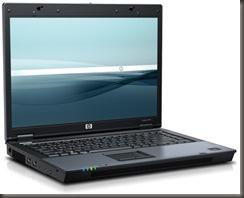 Notebook HP com 3G
