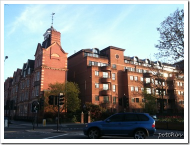 Near High Street Kensington