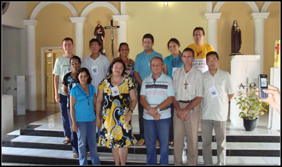 Coordenação do Conselho Diocesano de Leigos