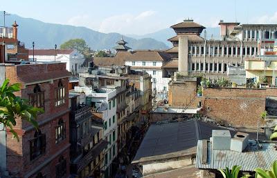 Seth Sicroff, Kathmandu, Nepal