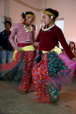 Dancing Girls, Nepal