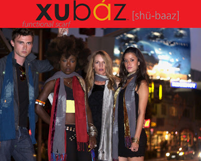 XUBÁZ scarves