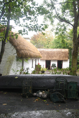 Loop Head Farmhouse, Bunratty Castle Folk Park