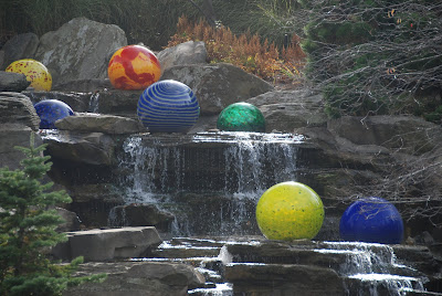 Chihuly at Meijer Gardens