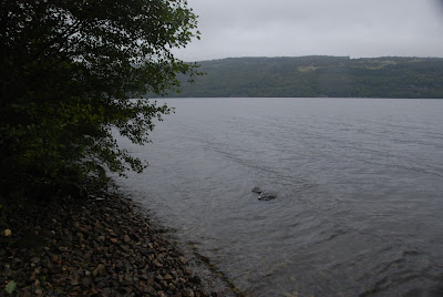 Beach, Loch Ness