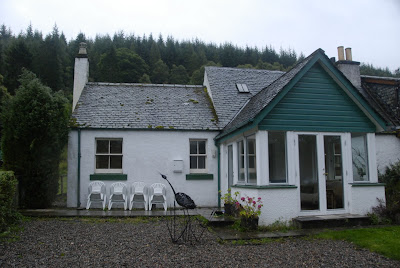 The Cottage at Inverfarigaig