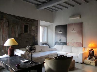 apartment near Pantheon