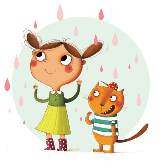 pioggia-gatto
