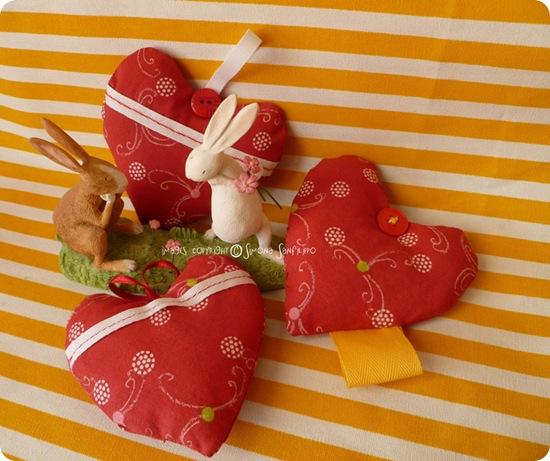 hearts-trio