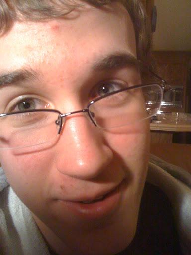 Josh Gross being a goof