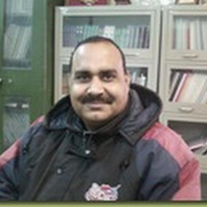 अपने सहयोगियों को पहचानें..डॉ. मनोज मिश्र जी