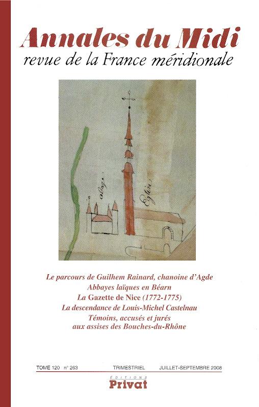 Annales du Midi Gazette de Nice