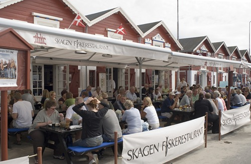 fiskerestaurant